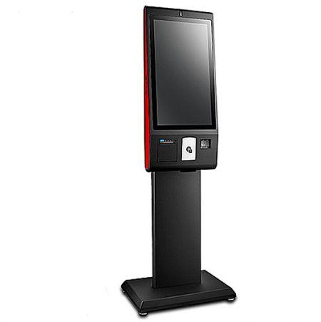 Quiosque digital de auto-encomenda de 27 polegadas com processador ARM