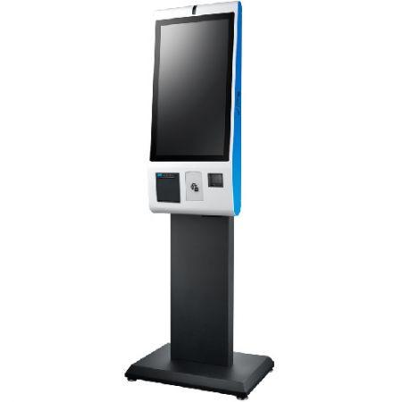 Quiosque digital de auto-encomenda de 27 polegadas com processador Intel® Kaby Lake
