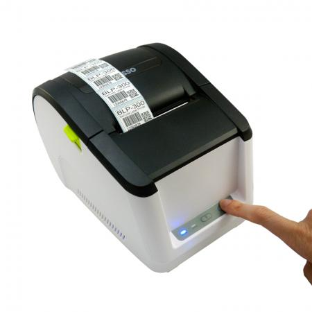 Application of Label Printer BLP-300