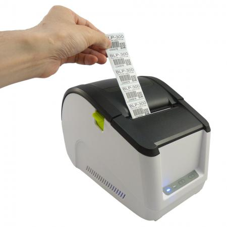 Label Printer BLP-300 with label