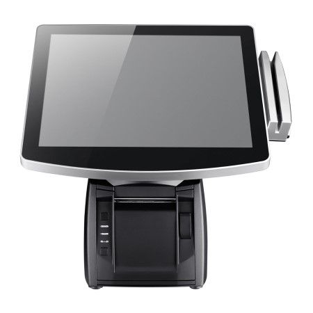 Modular Fanless All-in-One POS System - POP-650 Modular Fanless All-in-One POS System