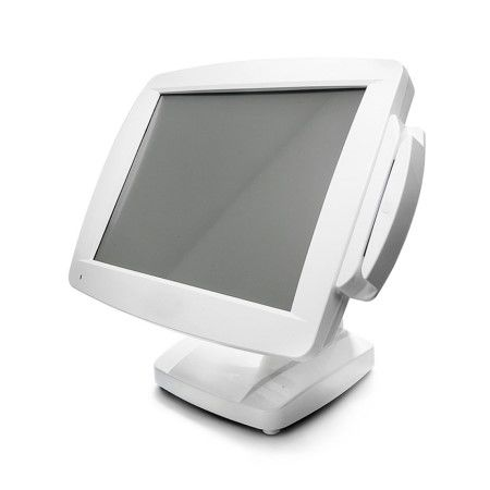 Kassensystem POS-3000 in Weiß