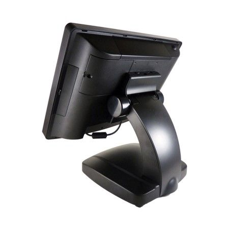 Back Side of POS System POS-6000 in Black