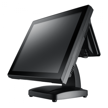 17 İnç Tam Düz Dokunmatik Ekran POS Terminali - 17 inç Tam Düz Dokunmatik Ekran POS Sistemi