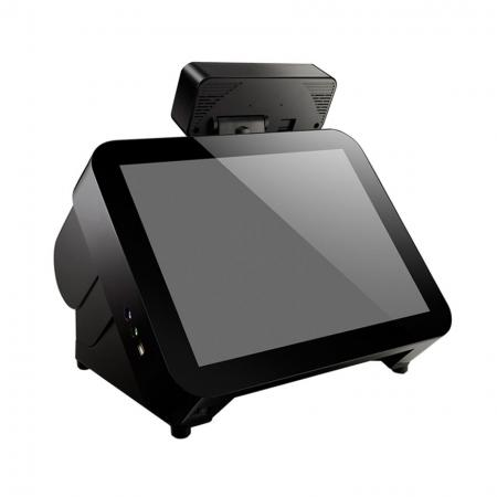 Black color of POS System POP-950