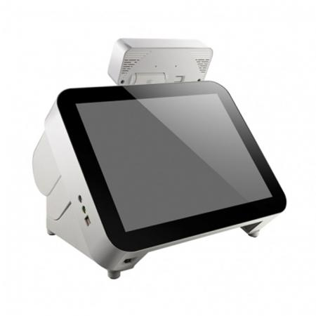White color of POS System POP-950