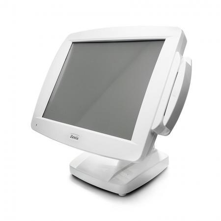 White POS System POS-3000