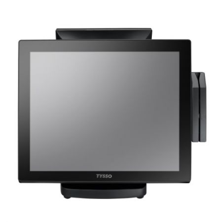 Terminale POS Full Touch a 17 pollici - Sistema POS Flat Touch Screen Full Screen da 17 pollici - POS-8017F