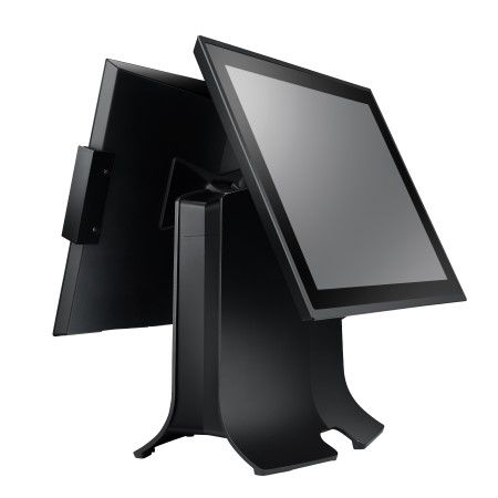Next Generation Modular POS System - 15 inches POS System with Modular Peripherals