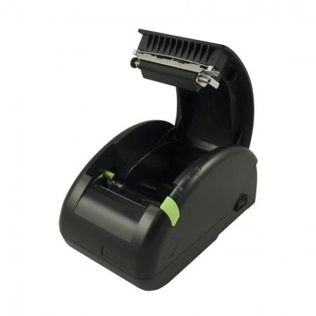 Front cover opened Receipt Printer PRP-058K