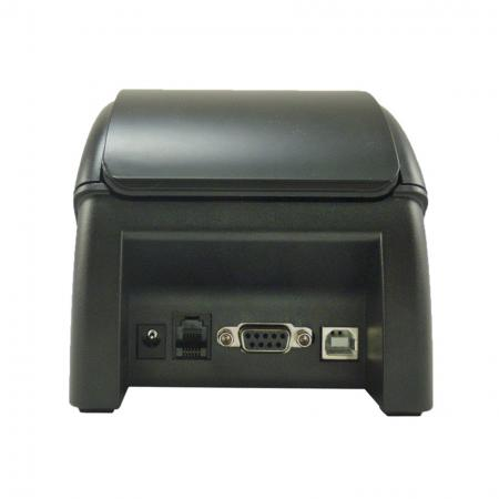 Back view of Receipt Printer PRP-058K