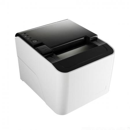 Black front cover of Receipt Printer PRP-250