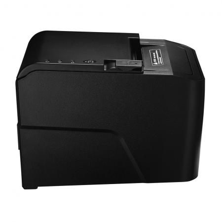 Top-Open Cover with control buttons and Indicators of Receipt Printer PRP-250C