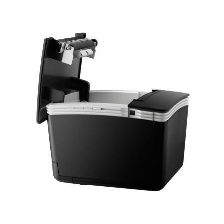 Front cover opened of Receipt Printer PRP-300