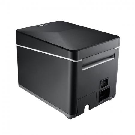 Back view of Receipt Printer PRP-350