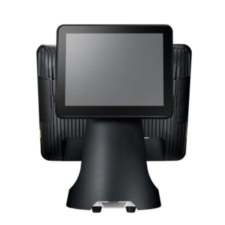 POS TP-7715 bakdeksel med andre LCD-skjerm