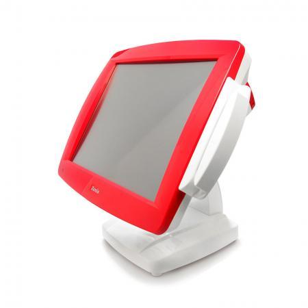 Red and White Touch Screen Monitor PPD-3000