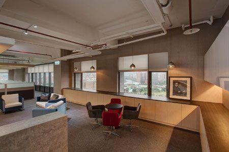 Office view of Fametech (TYSSO)