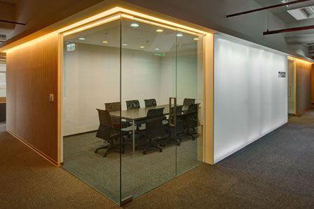 Αίθουσα συνεδριάσεων της Fametech (TYSSO)
