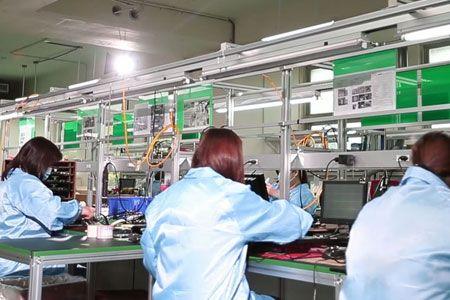 Produksjonsprosess for Fametech (TYSSO)