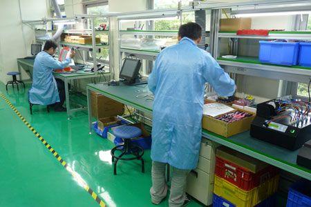 Pemeriksaan kualitas Fametech (TYSSO)