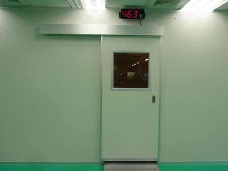 La grande salle Burn-In de Fametech (TYSSO)