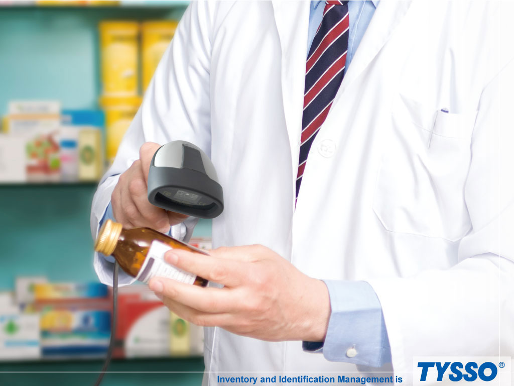 TYSSO provides total POS hardware solution for Pharmacy management.