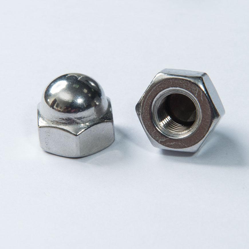 Nut - Hex Socket w/ Nut