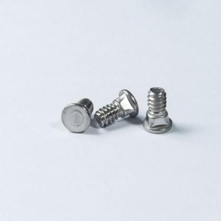 Flat Head Carriage Screw w/ Machine Thread