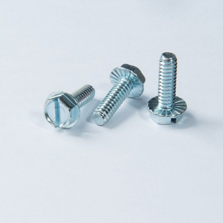 Chamfered Hex Washer Head Screw