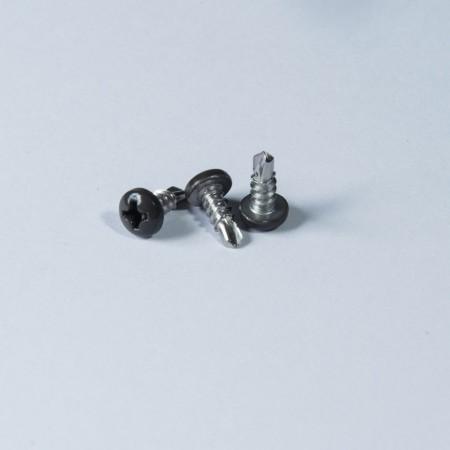 Coda di perforazione Phillips con testa cilindrica