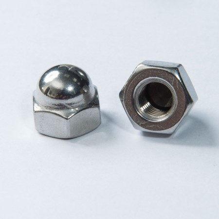 Nød - Hex Socket w / Nut