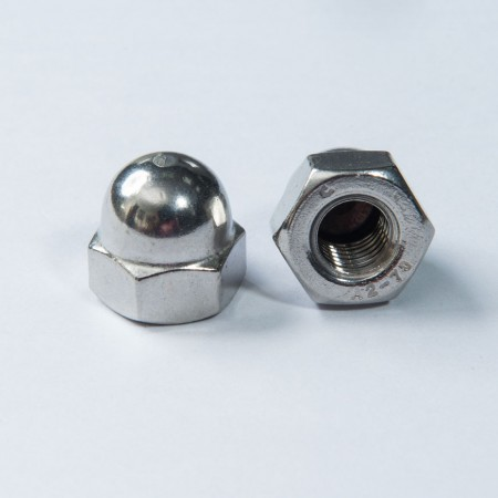 Nød - Hex Covered Nut
