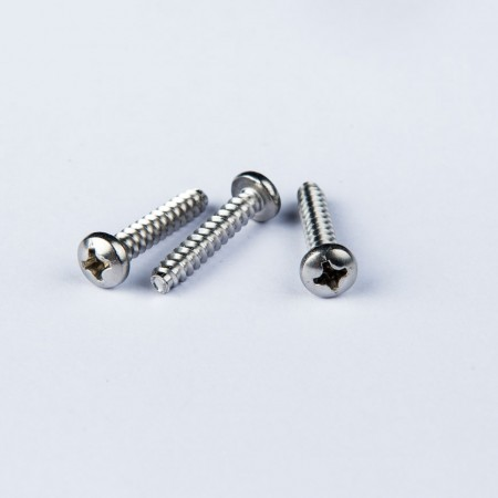 Pan Head Phillips Drive Thread Forming Screw - Pan Head Phillips Drive Plastite Screw