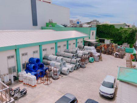工廠外部景觀