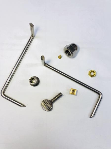 Stud & Nuts & Thumb screw - Nails, Rivets, Wood Screws, PT Thread Screws, Studs, etc.