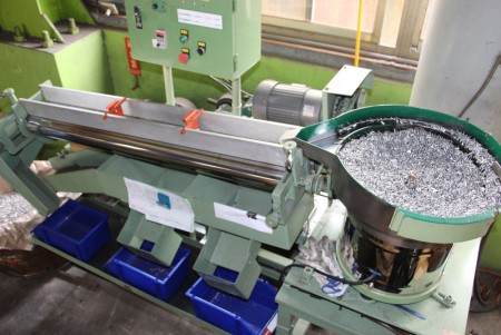 Rolling Sorting Machine