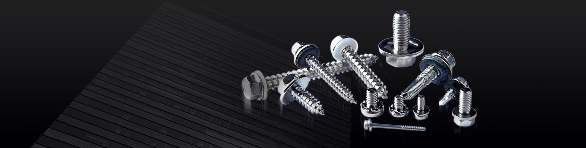 45年的不鏽鋼緊固件 製造經驗
