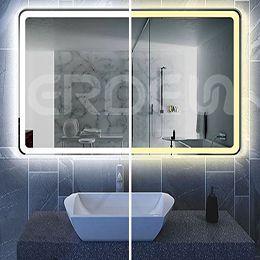 客製化LED觸控感應燈鏡浴鏡