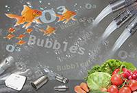 【新品上市】萬用活氧組-活氧微米氣泡殺菌清洗裝置
