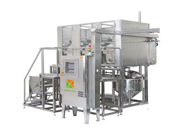 Línea de producción de leche de soja - Máquina de leche de soja