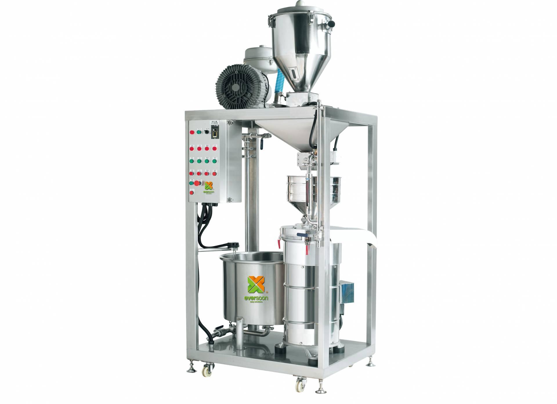 Grinding & Okara Separating & Cooking Machine