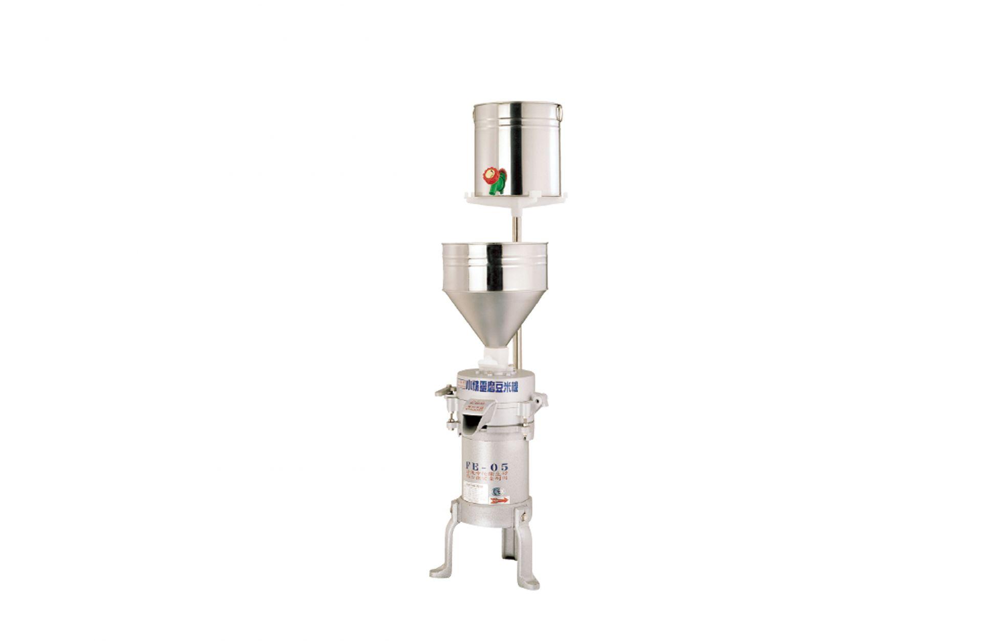 Soya pirinç taşlama makinası - Taşlama makinesi