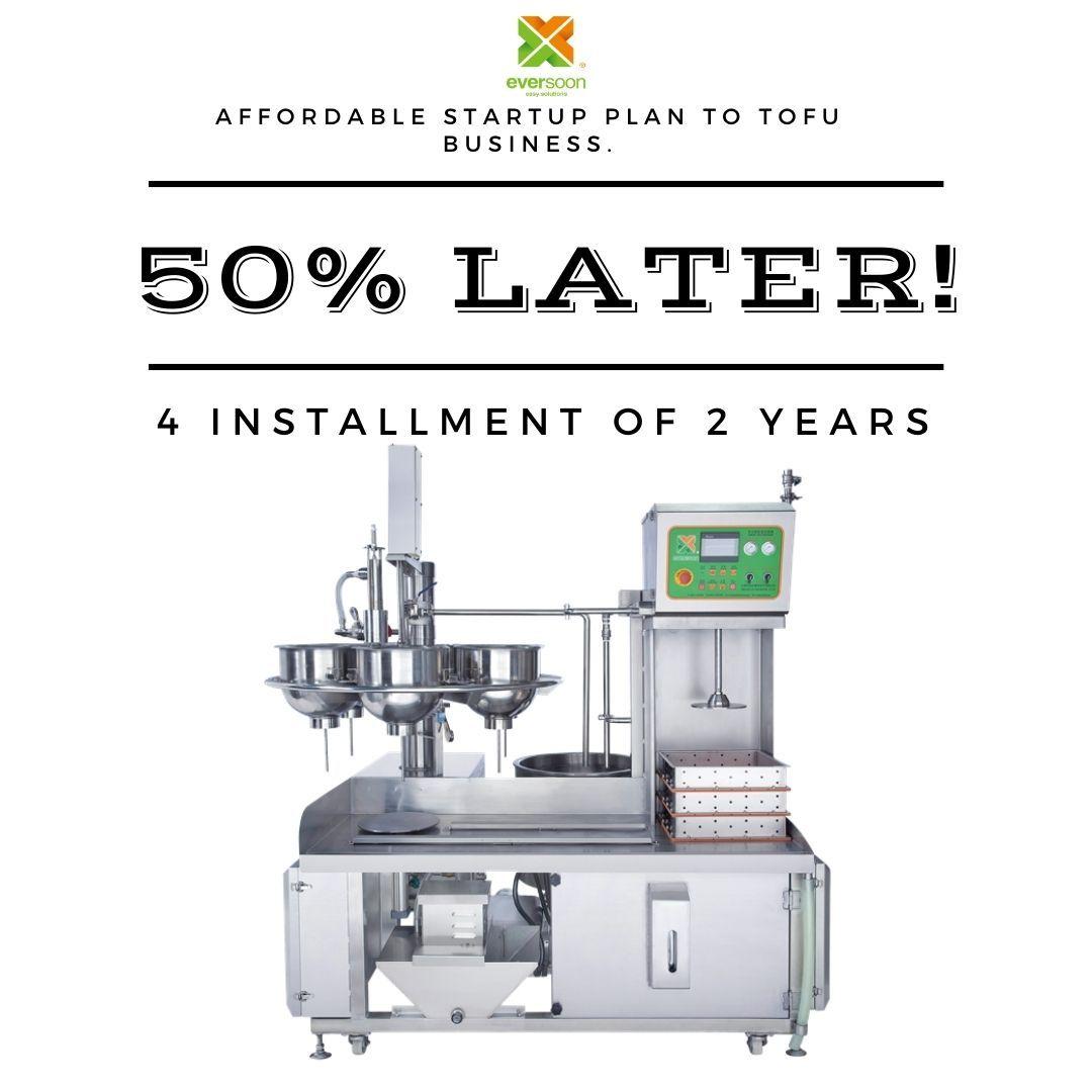 Plan de inicio asequible para el negocio de tofu vegano - Affordable_Startup_Plan_to_Tofu_Business