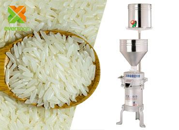 झटपट गीले चावल की चक्की - इंस्टेंट वेट राइस ग्राइंडर (FE-05) मिर्च, लहसुन, जायफल, अदरक, जायफल और अन्य मसालों के पीसने के काम के लिए उपयुक्त था।