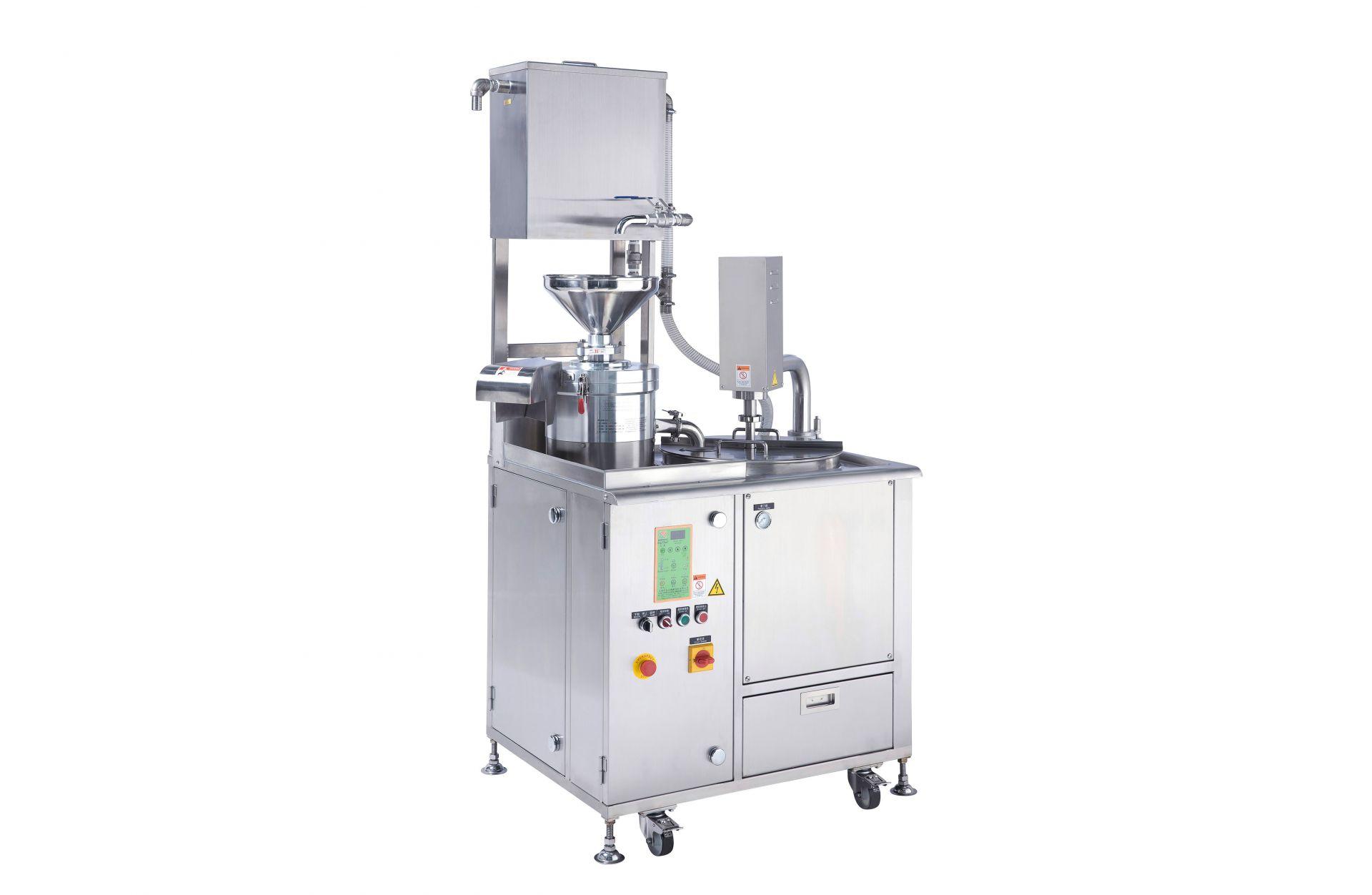 Integrovaný stroj na výrobu sójového mlieka - Integrovaný stroj na sójové mlieko