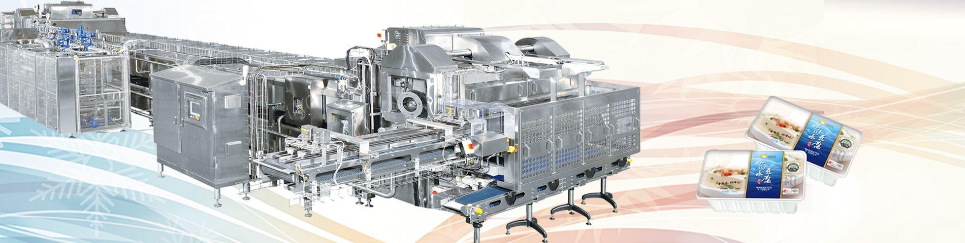 Pasteurization Auto. Temp. Control Sterilizing & Cooling
