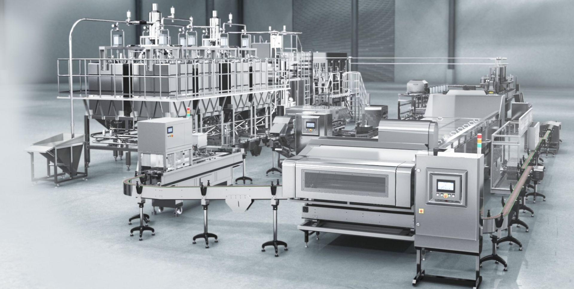 Tofu Production Line - Tofu Production Line