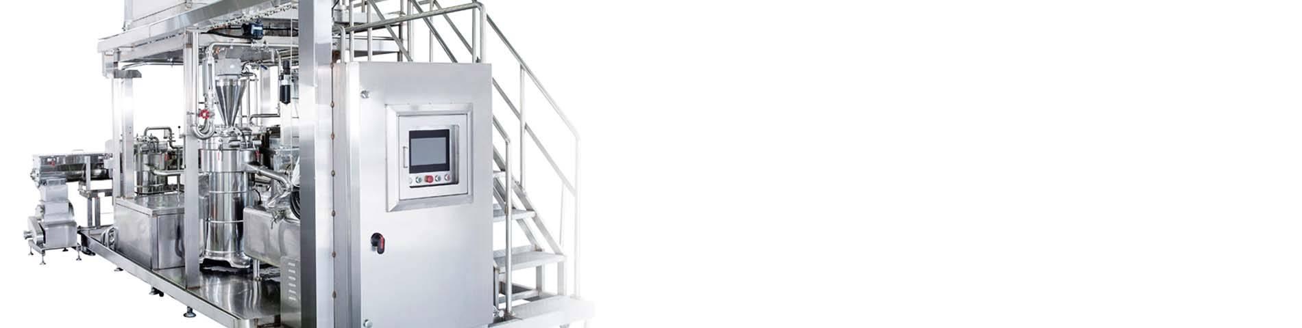 Taşlama ve Ayırma Makinesi Daha Yüksek Üretim Kapasitesi Dayanıklı, Kararlı, Güvenilir
