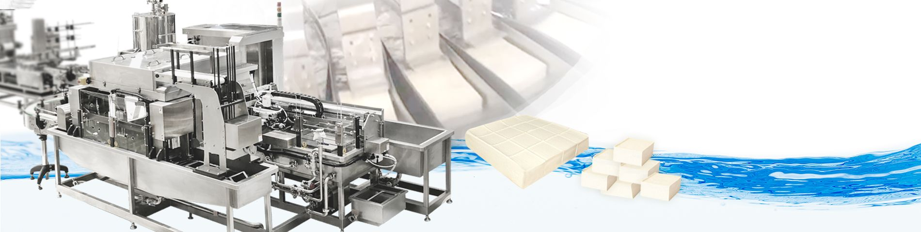 Tofu Cutting Machine  Auto. Cutting  Saving Costs, Cutting Time
